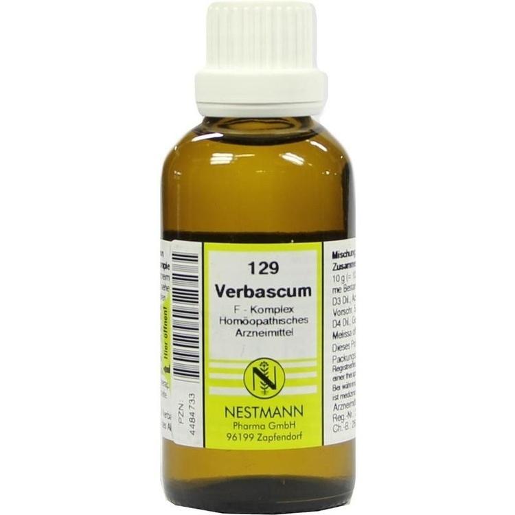129 Verbascum F Komplex
