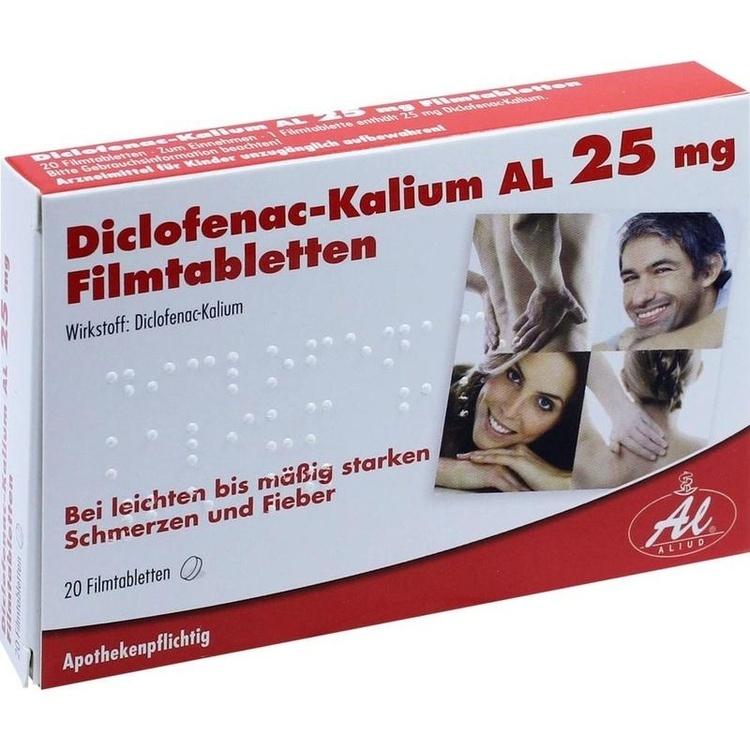 Diclofenac Kalium Medis 12 5 Gebrauchsinformation